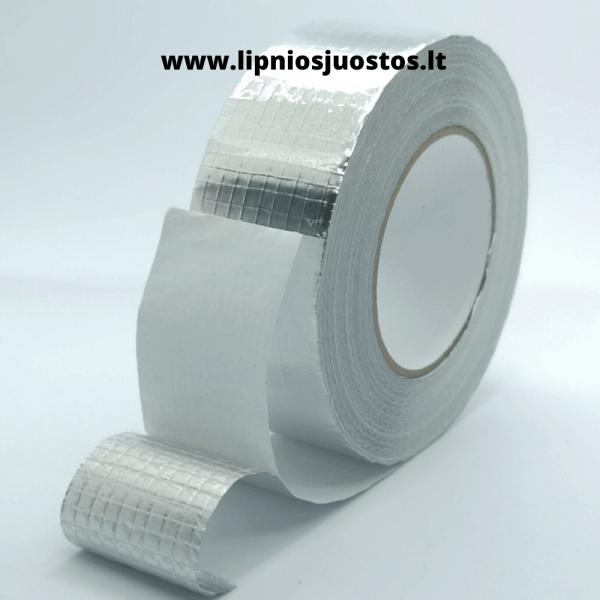 lipni aliuminio juost akarščiui atspari folija kaina