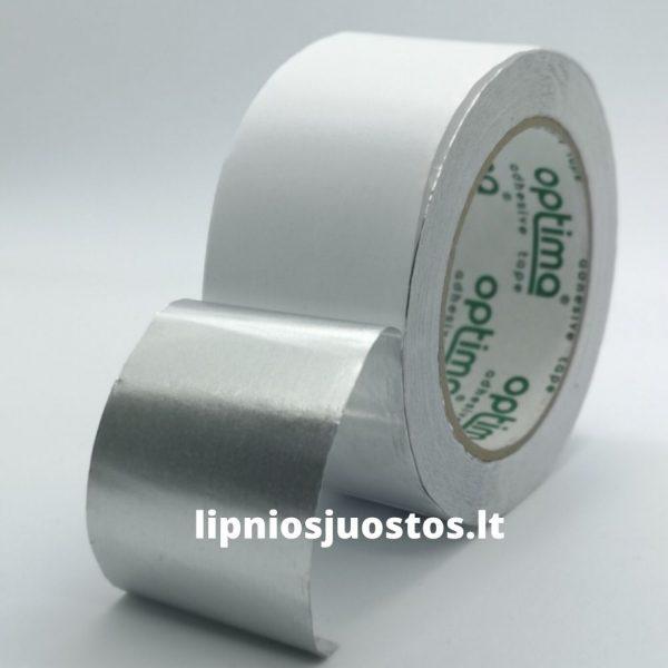 lipni aliuminio filija karsčiui atspari juosta